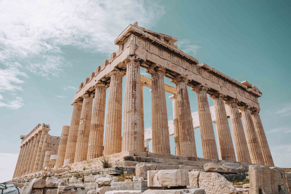 Visiter le Parthénon à Athènes