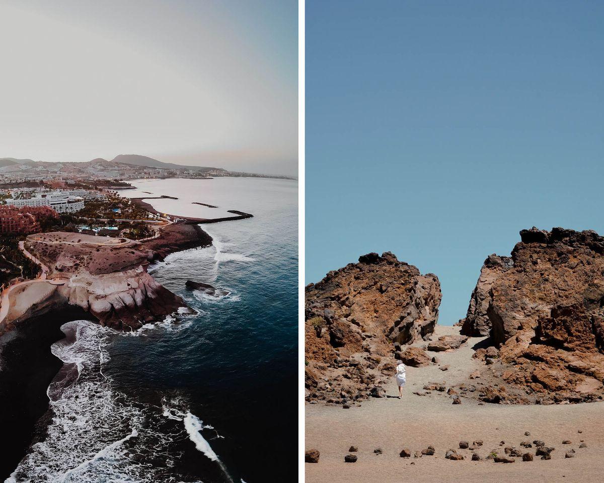 Vacances à Ténérife