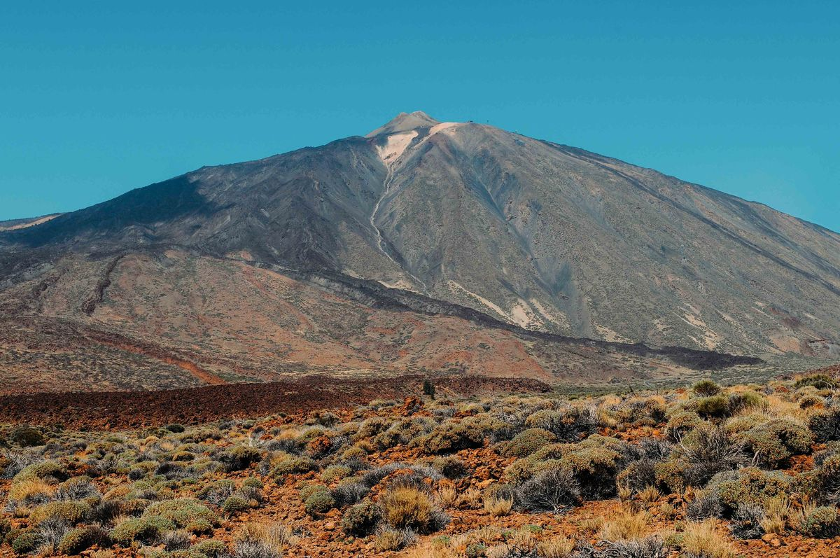 Visite volcan Teide à Ténérife