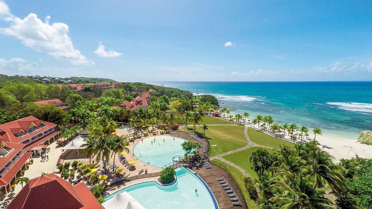 Village Pierre et Vacances Sainte-Anne, Guadeloupe