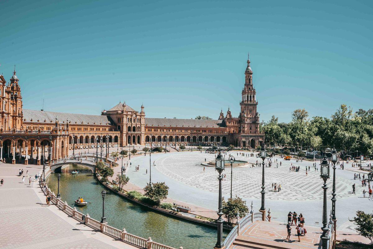 Week-end à Séville pour la Saint-Valentin
