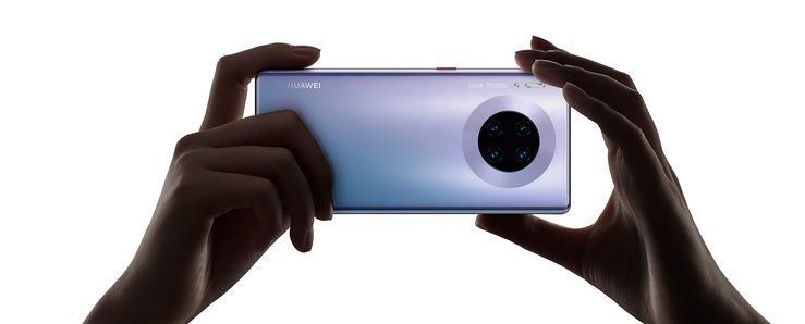 Mate 30 Prossa on neljä takakameraa, joista kahden tarkkuus on 40 megapikseliä.