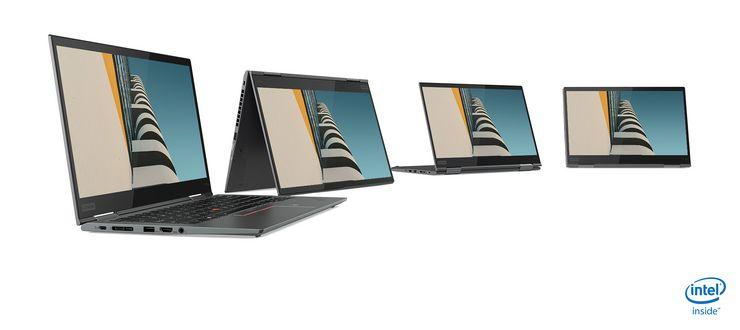 Lenovon uusi ThinkPad X1 Yoga.