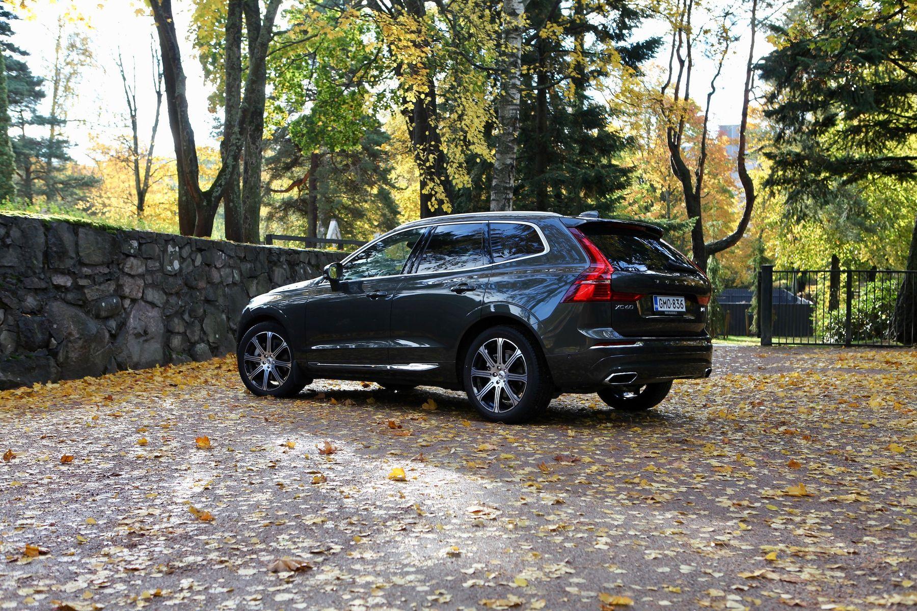 Volvo xc60 kokemuksia