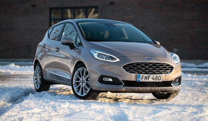Ford Fiesta Vignale >> Testissa Ford Fiesta Vignale Fiesta Lunastaa Paikkansa