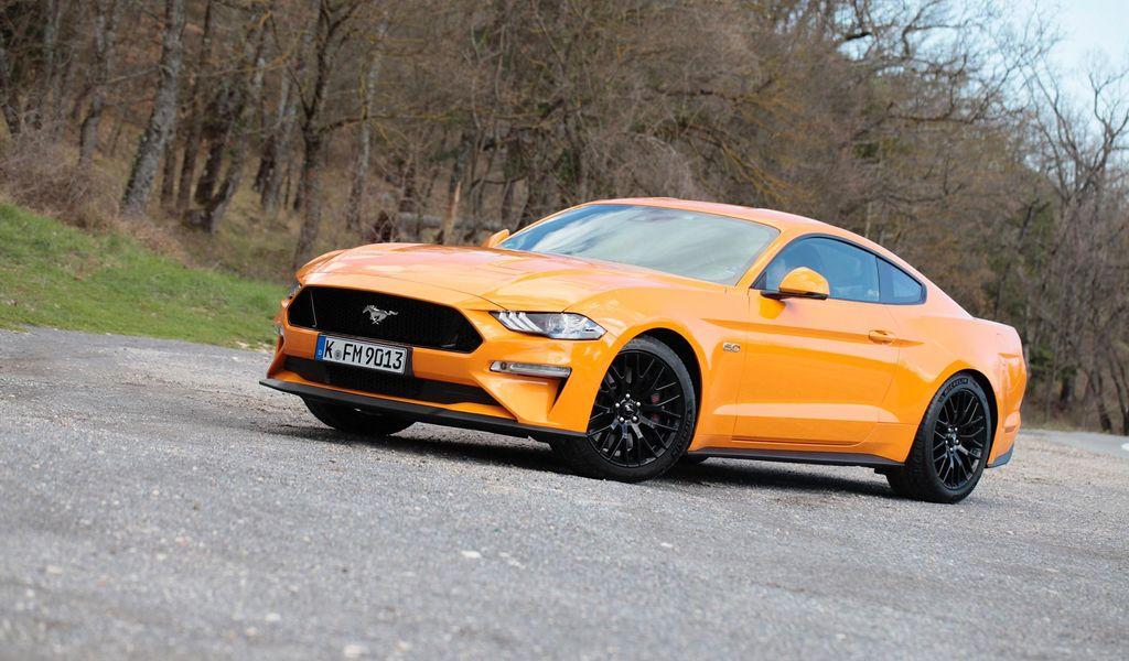 Ford Com Mustang >> Ensituntuma Uusi Ford Mustang 5 0 V8 Entistakin