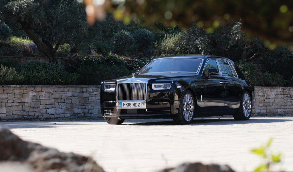 Rolls Royce Car >> Ensituntuma Rolls Royce Phantom Se Parempi Maailma Teknavi