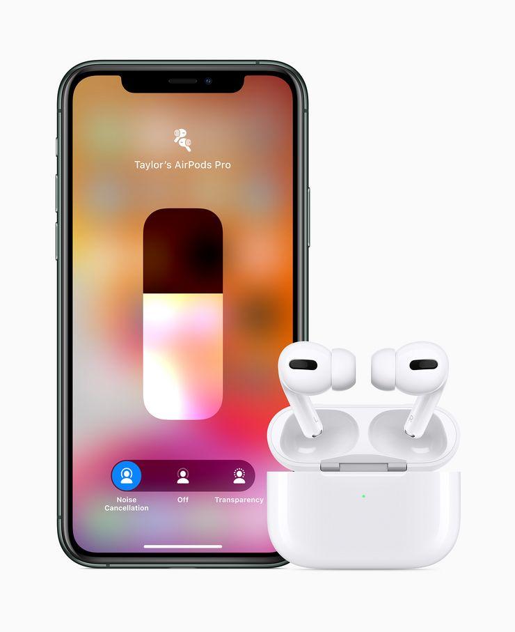 Kuulokkeiden käyttötilaa voi helposti muuttaa iPhonesta.