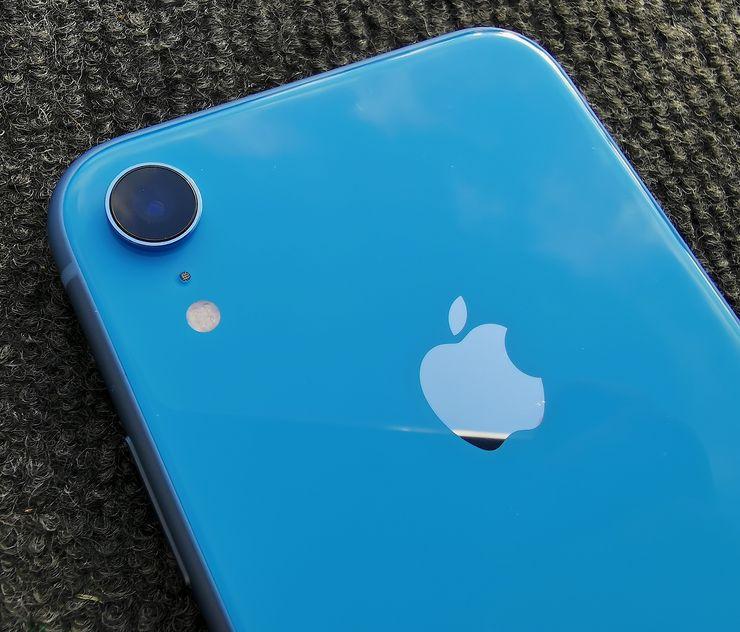 iPhone XR:ssä on vain yksi takakamera.