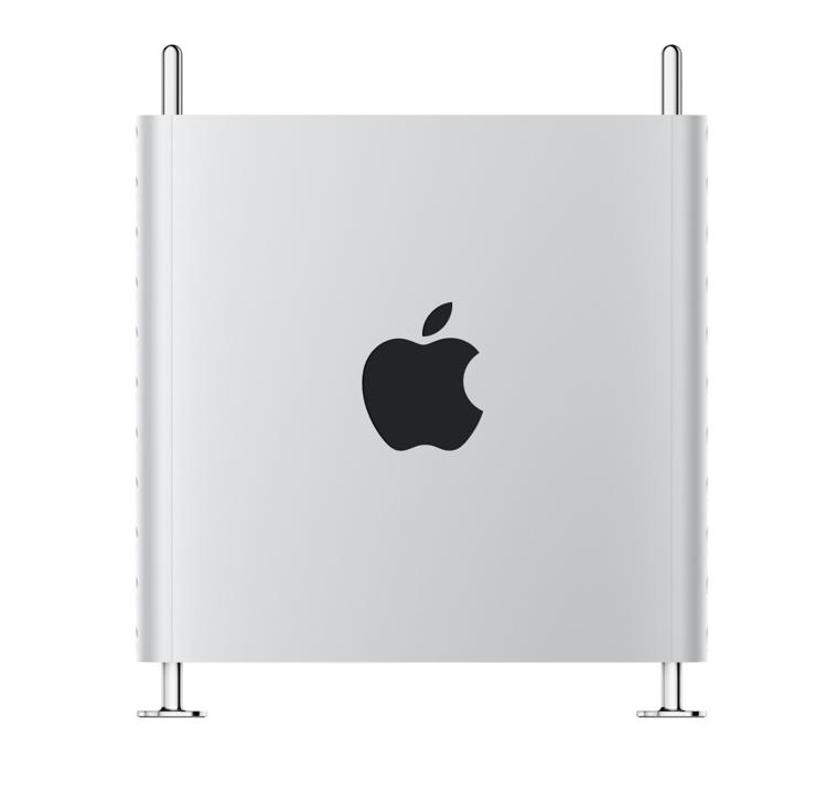 Apple Mac Pro sivulta.