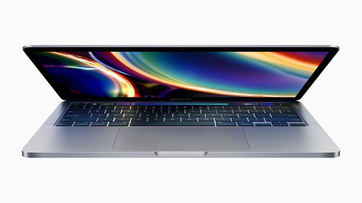 Nykyinen 13 tuuman MacBook Pro.