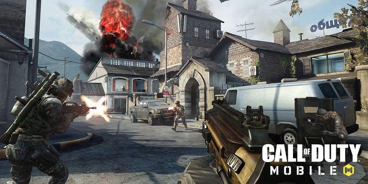Call of Duty: Mobile julkaistaan lokakuun alussa Android- ja iOS-laitteille.