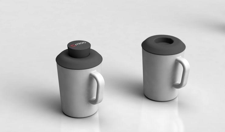 °Cmicro-yhteensopivat kannet kahvikupeille.