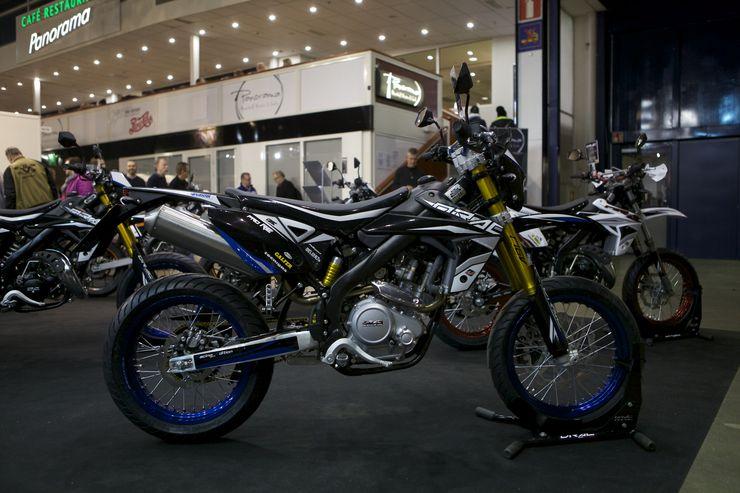 DRAC Supermoto 125cc