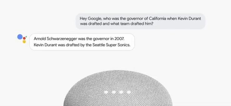 Google Assistant kykenee tulevaisuudessa vastaamaan huomattavasti monimutkaisempiin kysymyksiin,