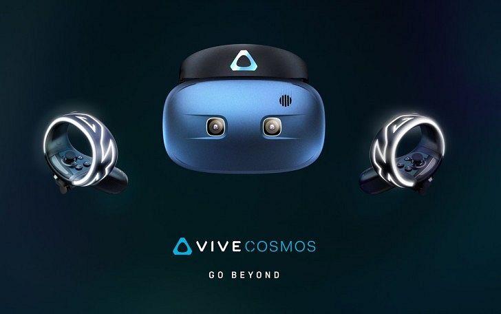 Vive Cosmos on perinteisempi VR-laite kuluttajamarkkinoille.
