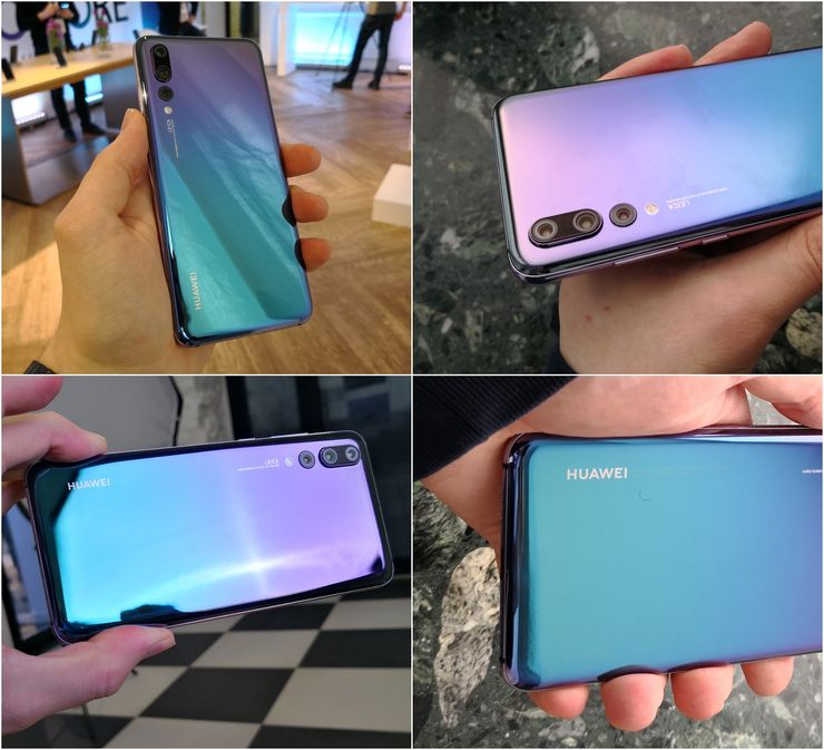Huawein uusi Twilight-värivaihtoehto on erittäin tyylikäs.