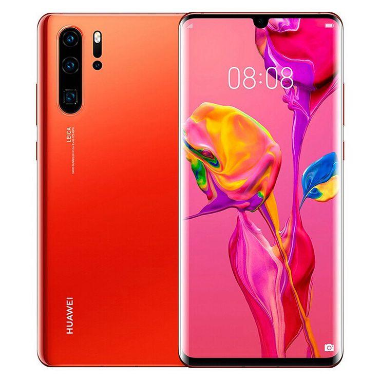 Huawei P30 Pro on tulossa myyntiin hehkuvanpunaisena värivaihtoehtona.