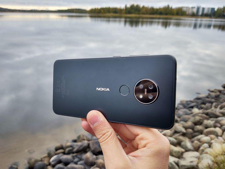 Nokia 7.2 on varteenotettava vaihtoehto 300 euron älypuhelimeksi.