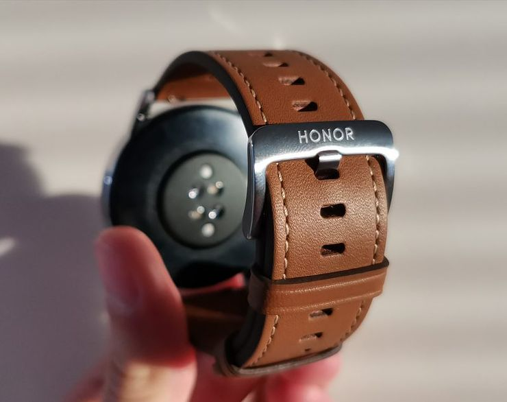 Honor-brändi on läsnä MagicWatch 2:ssa.