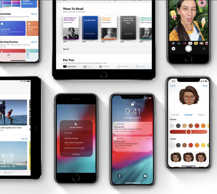Apple julkaisi iOS 12:n – tällaisia uudistuksia nyt