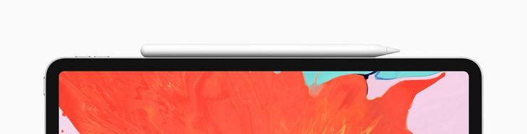 Uusi Apple Pencil kiinnittyy iPad Pro -tabletteihin magneetein ja latautuu induktiivisesti.