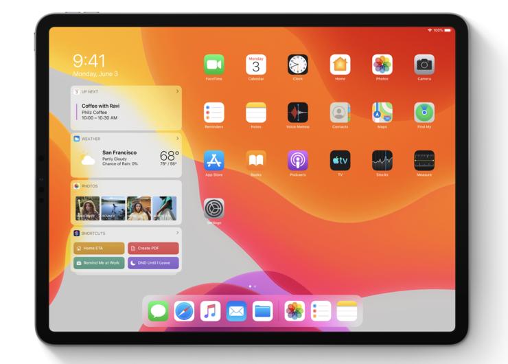 iPadOS sovittaa käyttöjärjestelmän paremmin iPadien suuremmille ruuduille, minkä lisäksi muun muassa moniajo uudistuu jälleen.