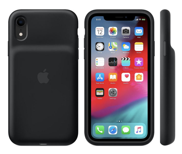 Applen Smart Battery Case iPhone XR:lle.