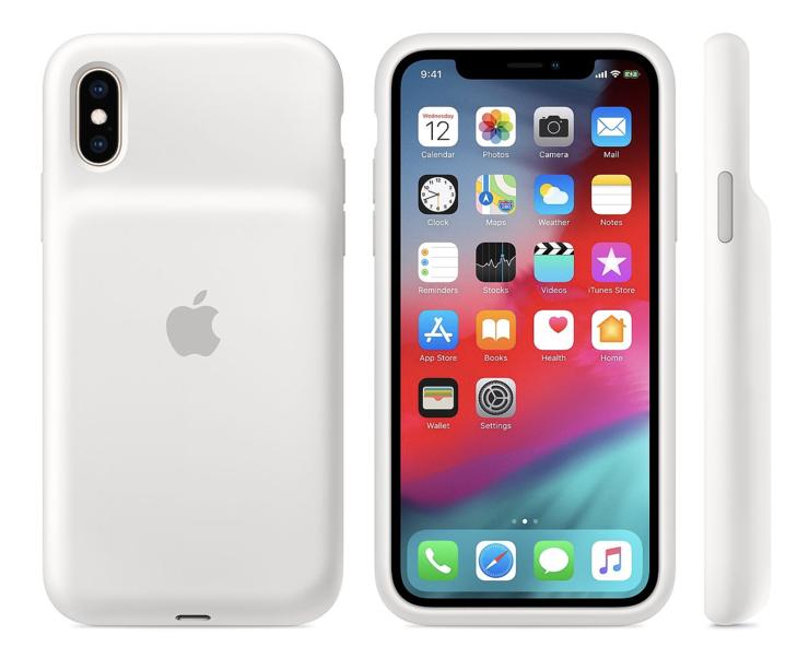 Applen Smart Battery Case iPhone XS:lle.