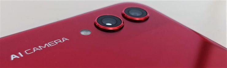 Honor 8X:n kaksoiskamera on varustettu tekoälytoiminnoilla.