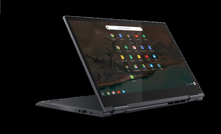 Lenovo Yoga Chromebook.