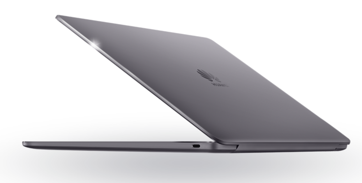 MateBook 13 Space Gray.