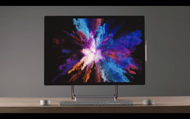 Microsoft Surface Studio 2.