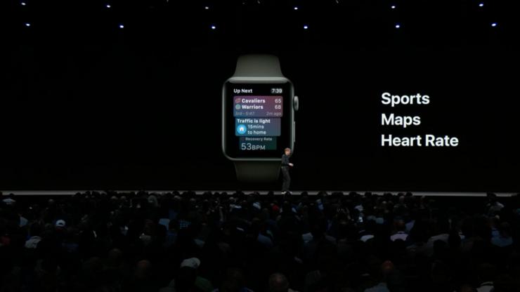 Myös Siri Watchface on päivitetty tarjoamaan enemmän tietoa aiempaa helpommin.
