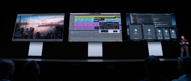 Pro Display XDR.