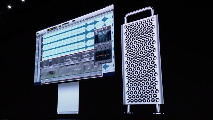 Mac Prolla vaativaakin sisältöä voi muokata reaaliajassa.