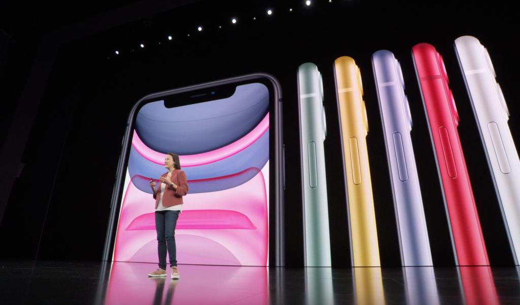 Uudet Iphonet