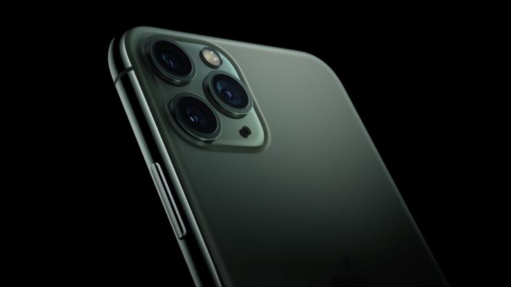 iPhone 11 Pro ja iPhone 11 Pro Max tarjoavat kolme takakameraa.