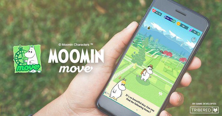 Moomin Move.