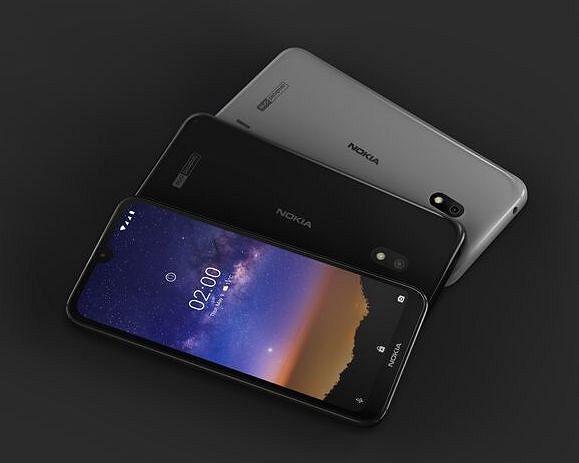 Nokia 2.2 tulee Suomessa myyntiin vain mustana värinä. Kansainvälisillä markkinoilla toinen myyntiväri on harmaa Steel.