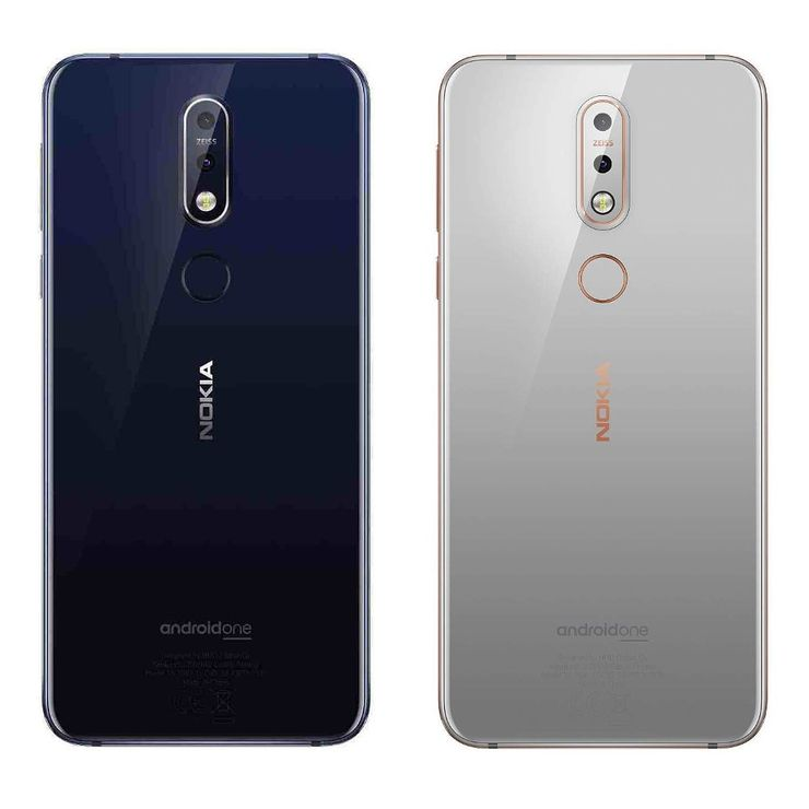 Nokia 7.1 on tarjolla kahtena värivaihtoehtona.