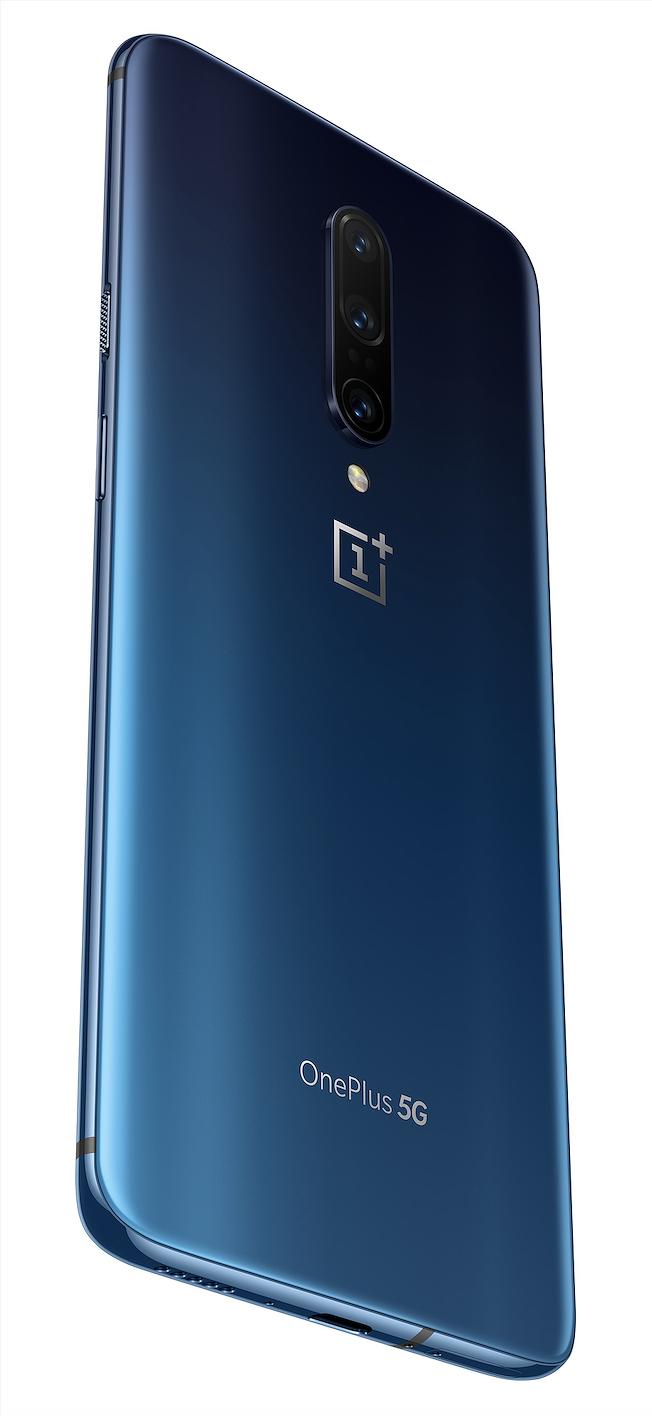 OnePlus 7 Pro 5G.
