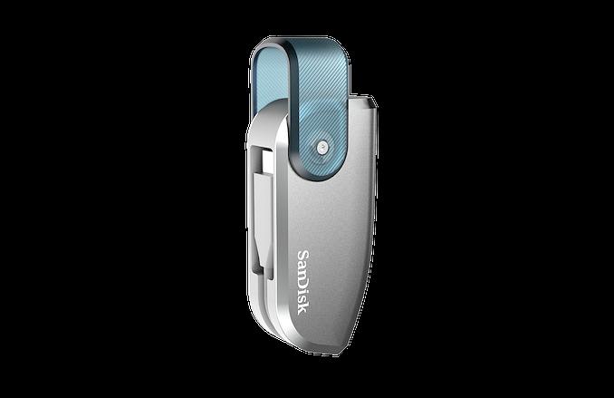 Prototyypissä on lyhyt kaapeli USB-C-liitäntää varten.