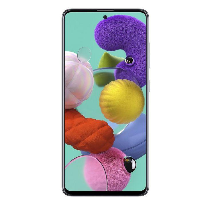 Samsung Galaxy A51.