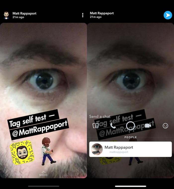 snapchat käyttäjiä