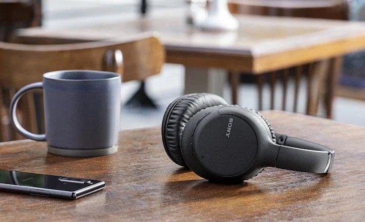 Sony WH-CH710N -hälynpoistokuulokkeet.