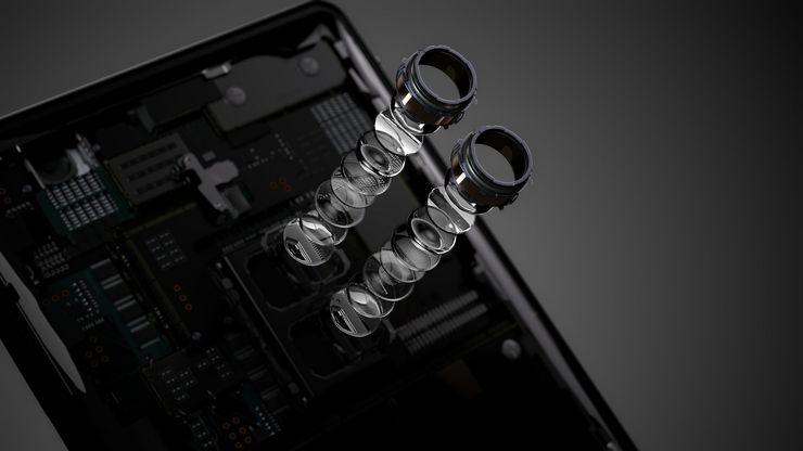Xperia XZ2 Premium on Sonyn ensimmäinen kaksoiskamerapuhelin.