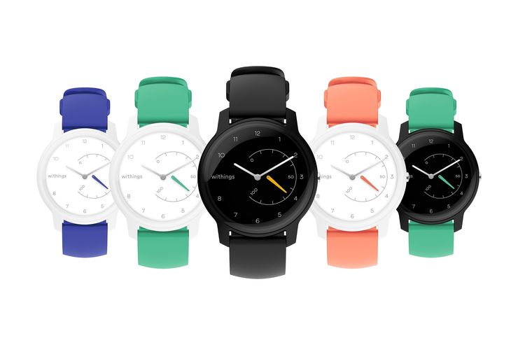 Withings Move.