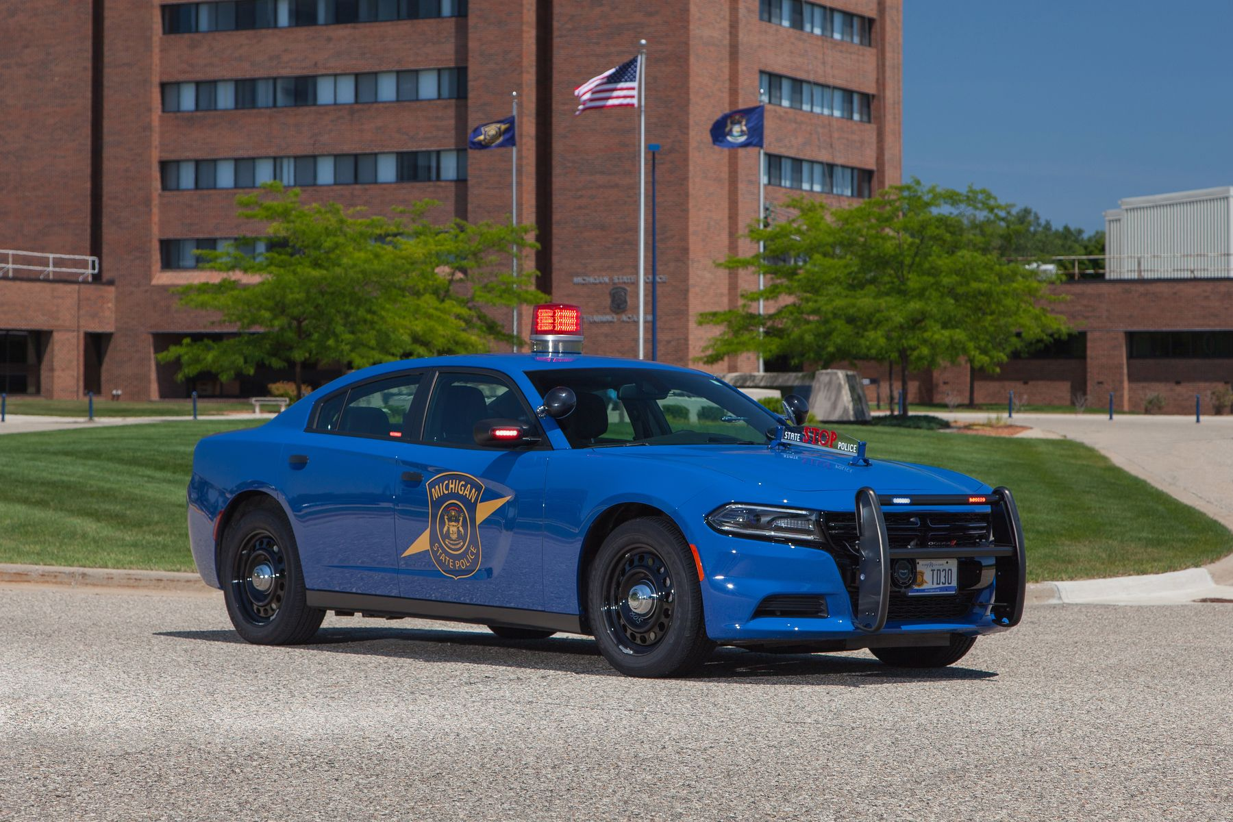 Safe Driving with the Michigan State Police and Nokian Tyres
