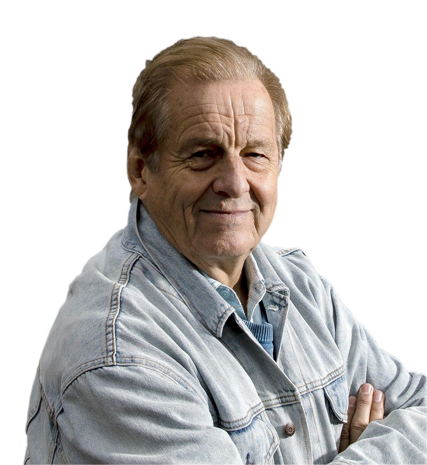 Rauli Virtanen on palkittu tietokirjailija ja toimittaja, joka on raportoinut kymmeniltä kriisialueilta uransa aikana.